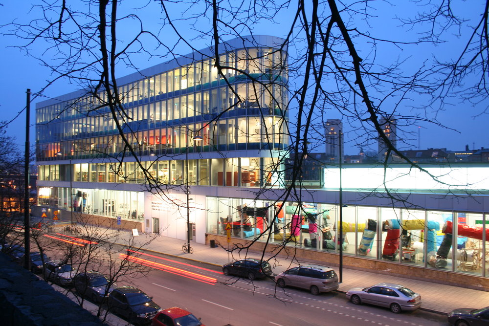 Vårmingel med Bonnierskonsthall