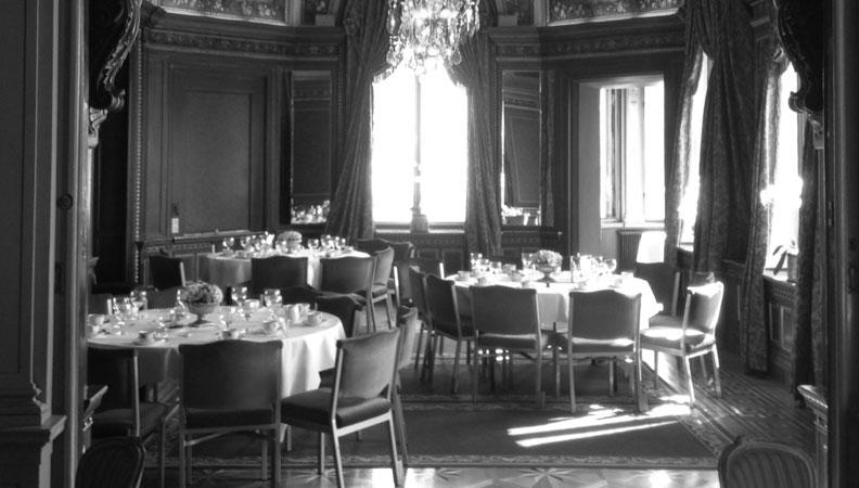 Tomorrow's Table Bolinderska Palatset x Mathias Dahlgren