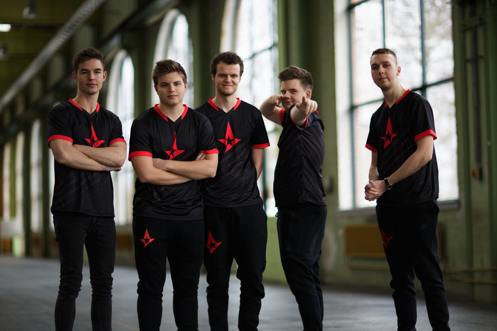 Astralis team picture 2 - download