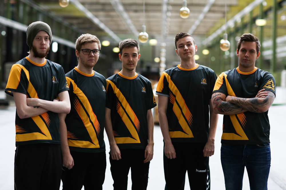 GODSENT team picture 1 - download