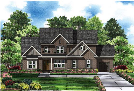 Wake Forest - Lakestone: Luxury custom home built by award winning Exeter Building Company