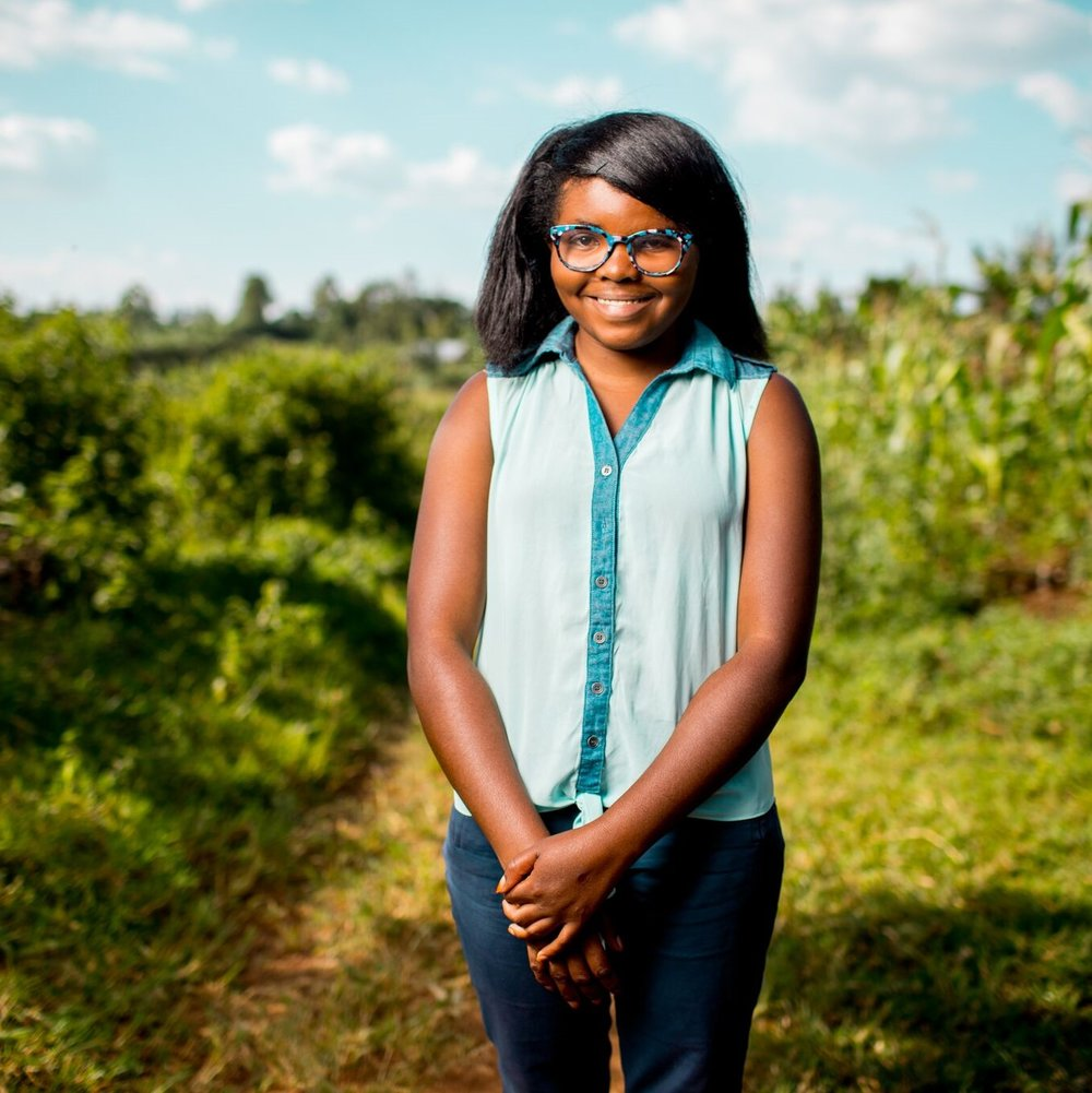 Uwimana Rachel - Thankful to God