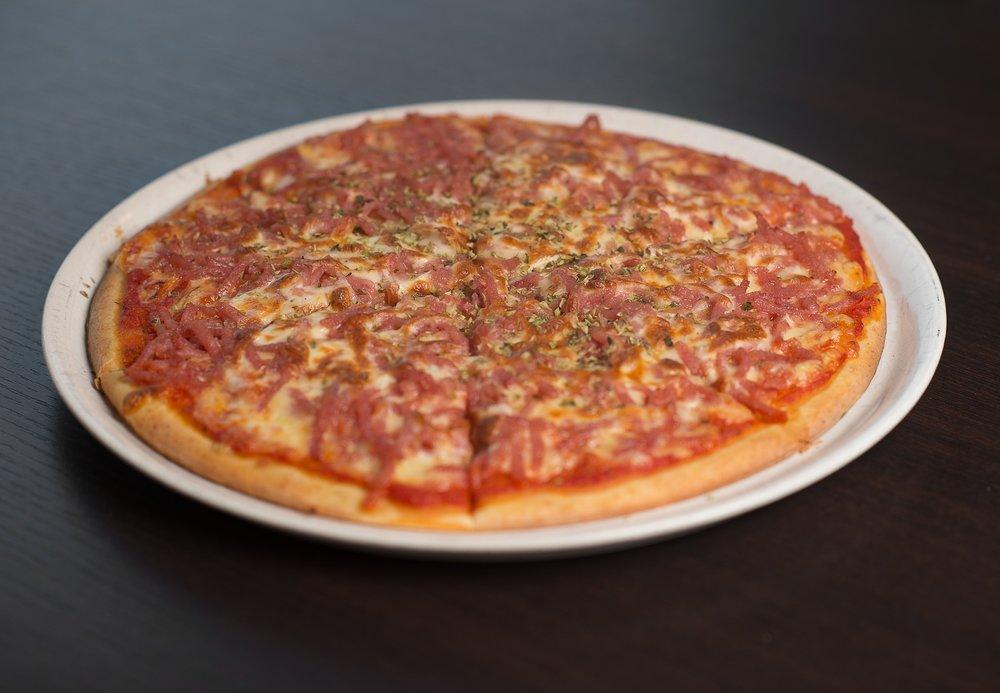 Glutenfritt, vetefritt pizza