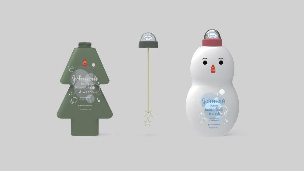 Wonjae Choi / JOHNSON'S BABY / Packaging Design