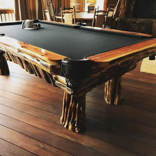 About WNC Billiards - Western pool table