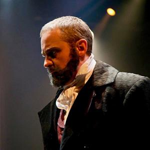 Ian Case - Inspector Lestrade