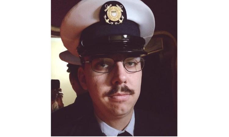 Christopher Klarmann, US Coast Guard