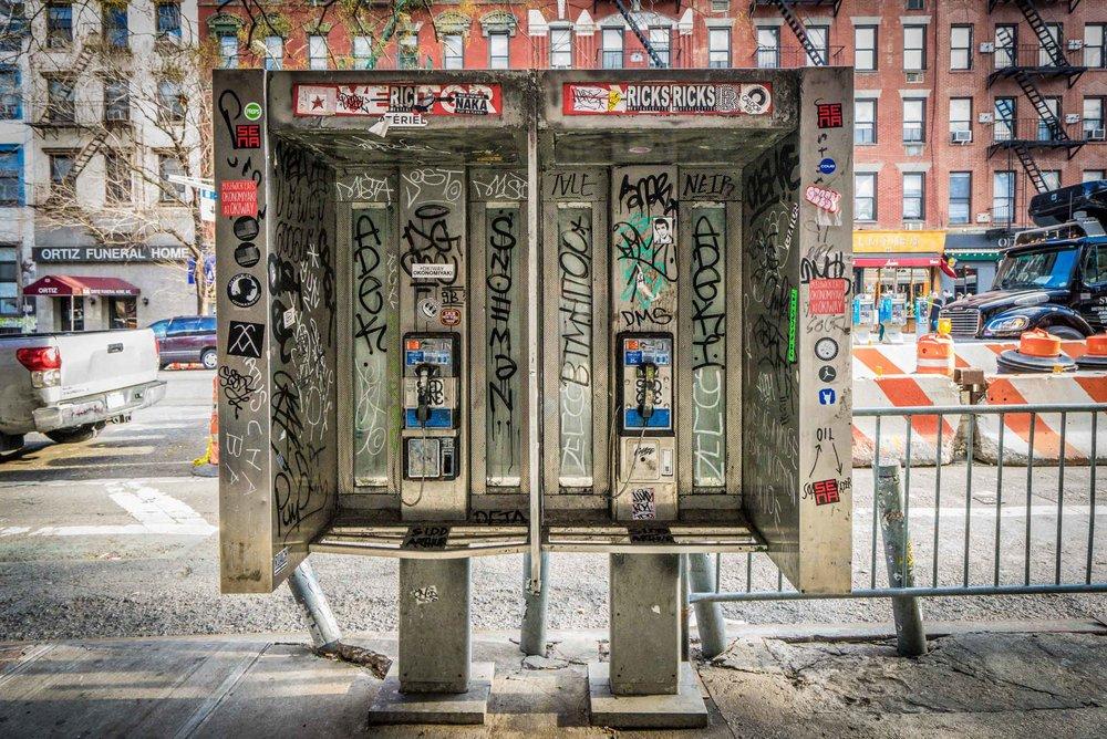 Lower East Side Calling