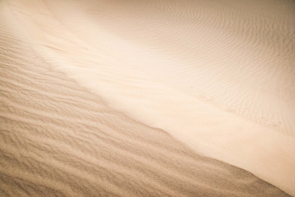 Death Valley Dunes (Series 3 of 8)