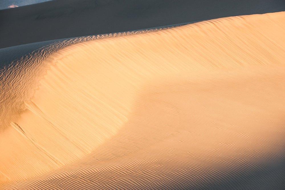 Death Valley Dunes (Series 6 of 8)