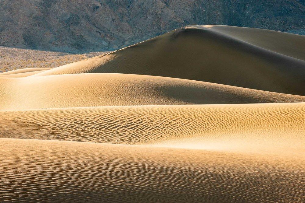 Death Valley Dunes (Series 5 of 8)