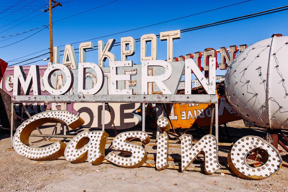 Jackpot Modern Casino