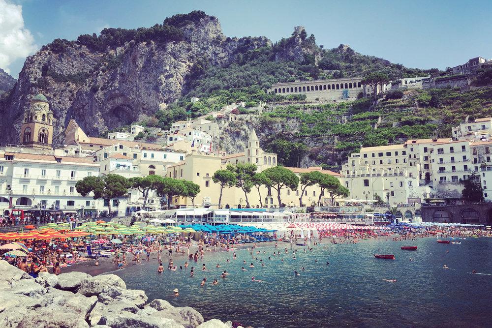 Amalfi Waterfront