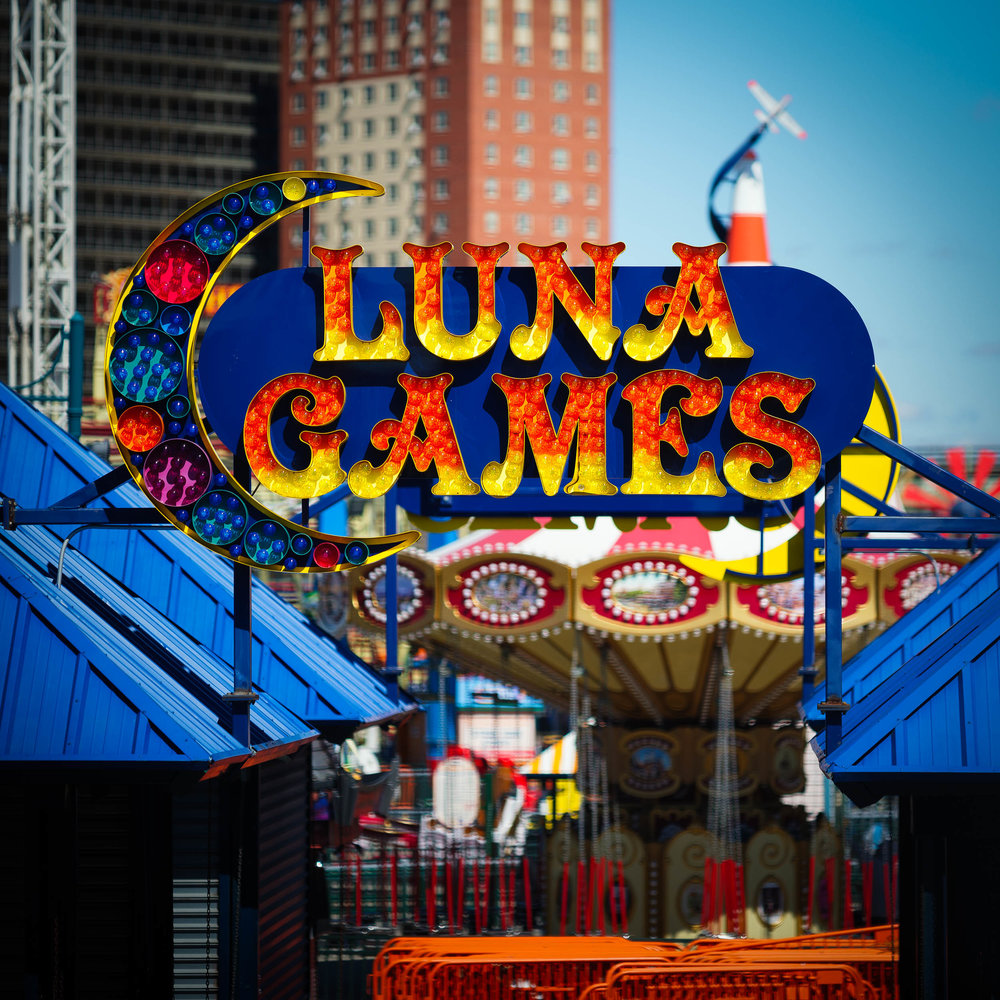 Luna Games - ready for the summer of 2017