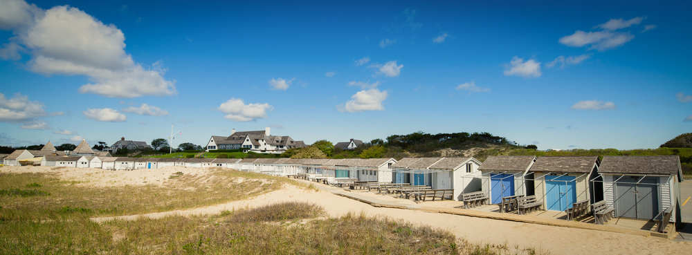 Maidstone Club with Changing Huts