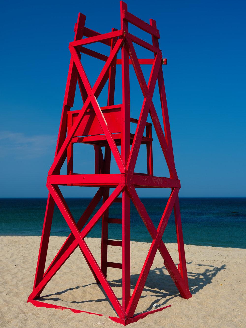 Ballard's Lifeguard Stand