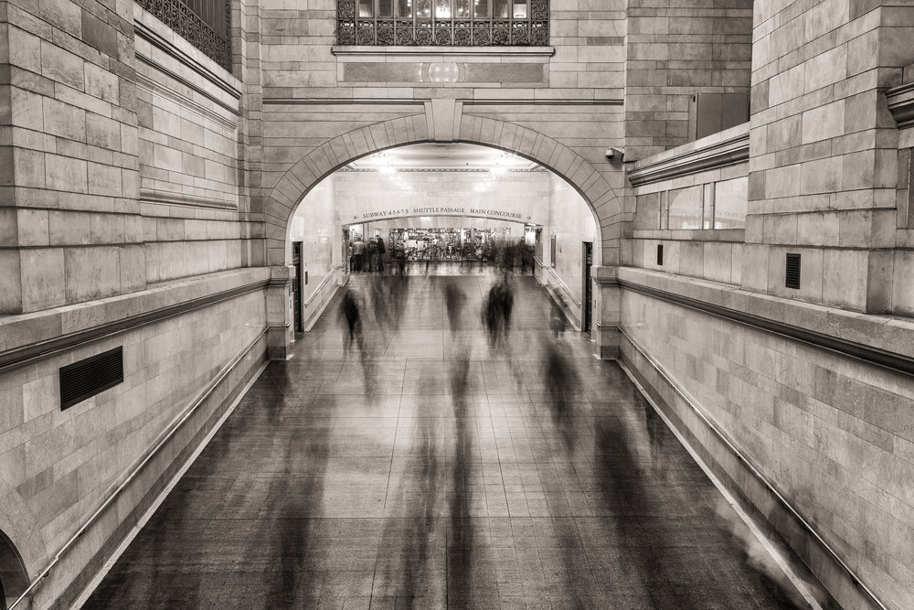 Grand Central Ghosts