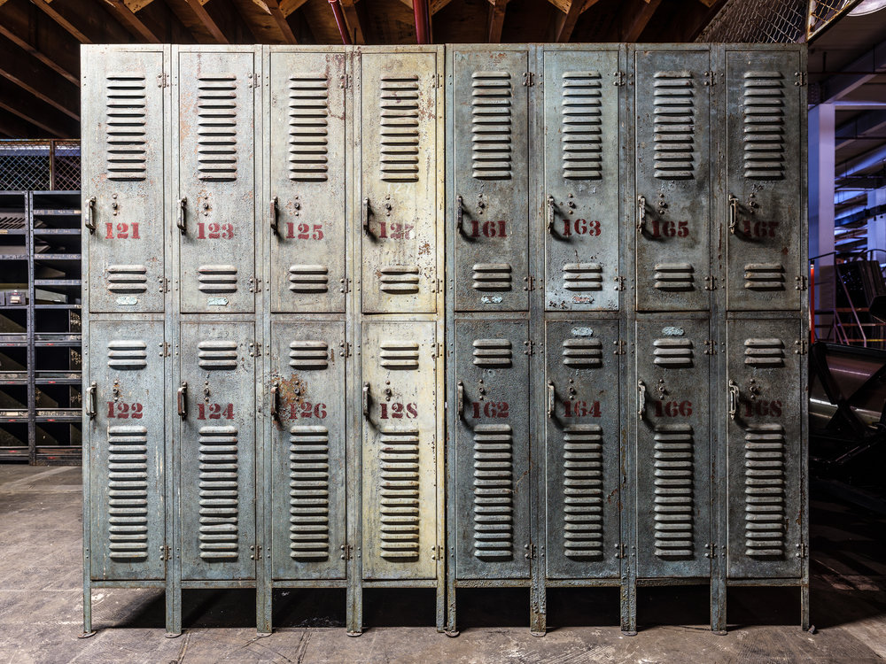 Locker Series IV