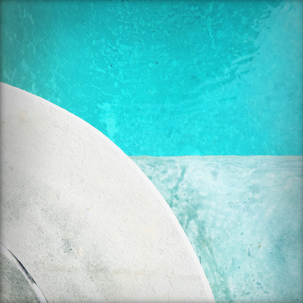 Pool Step Series III