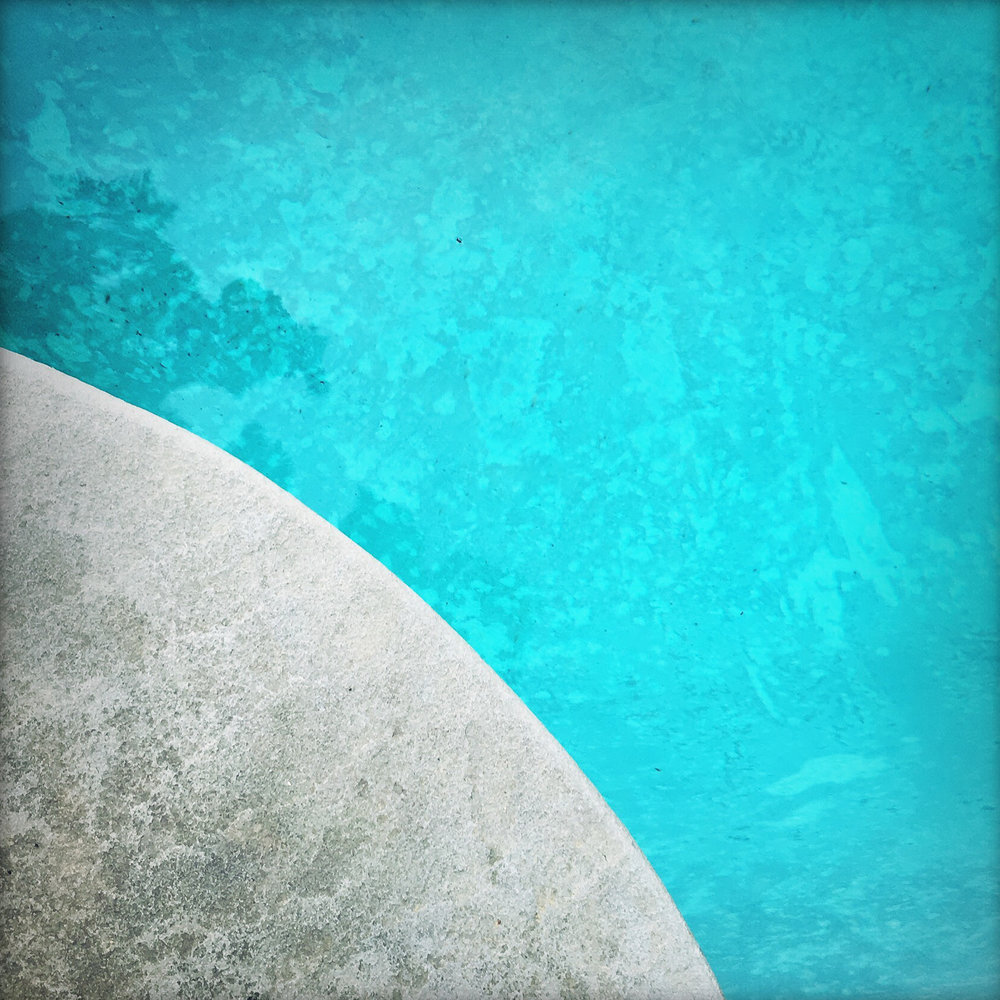 Pool Step Series V