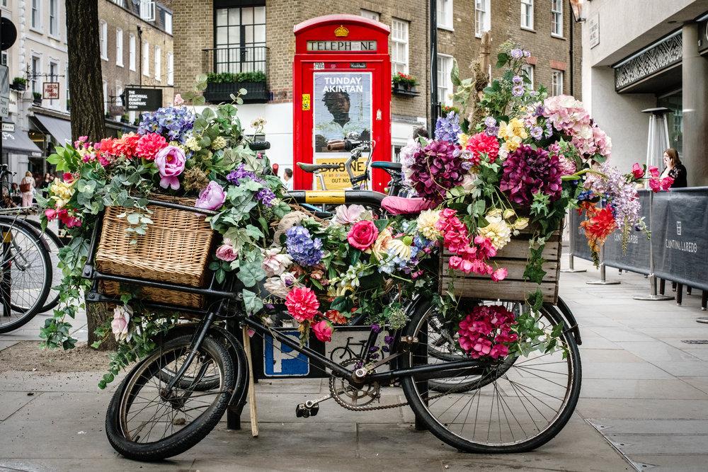 Bike Bouquet