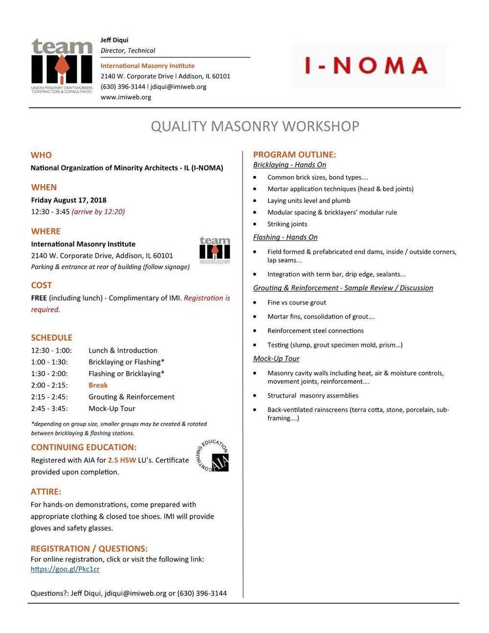 2018 08 17 Masonry Workshop Agenda (I-NOMA) - Project Pipeline.jpg