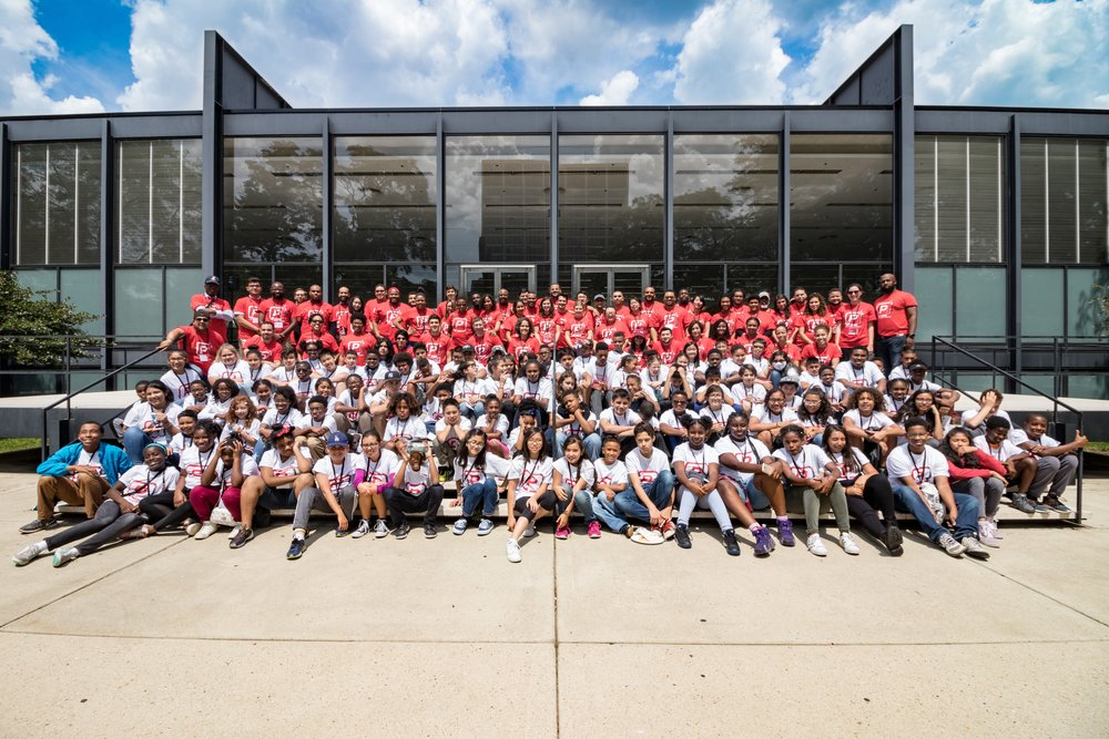 2017 CAMP - 5-Day Camp150 Registered Students113 Volunteers80% Scholarships (FREE)$121,000 Raised$75 Fee2 FAIA Keynote Speakers2 Field Trips