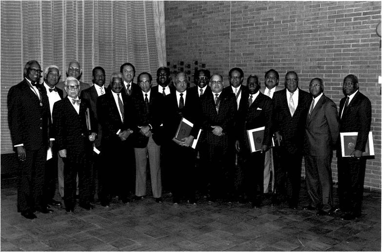 1992 - Fellows at Howard University Conference
