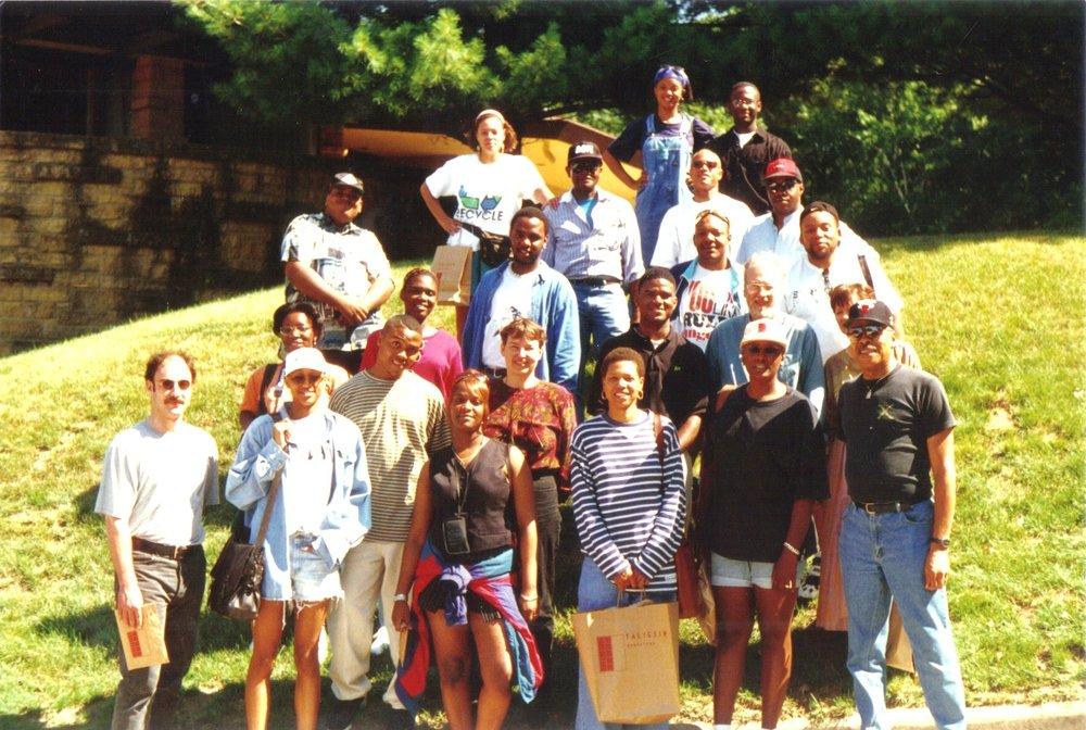 1996 - Taliesen Trip