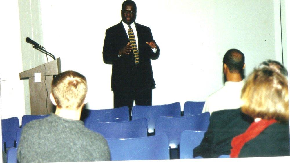 2000 - Lee Bey at UIC