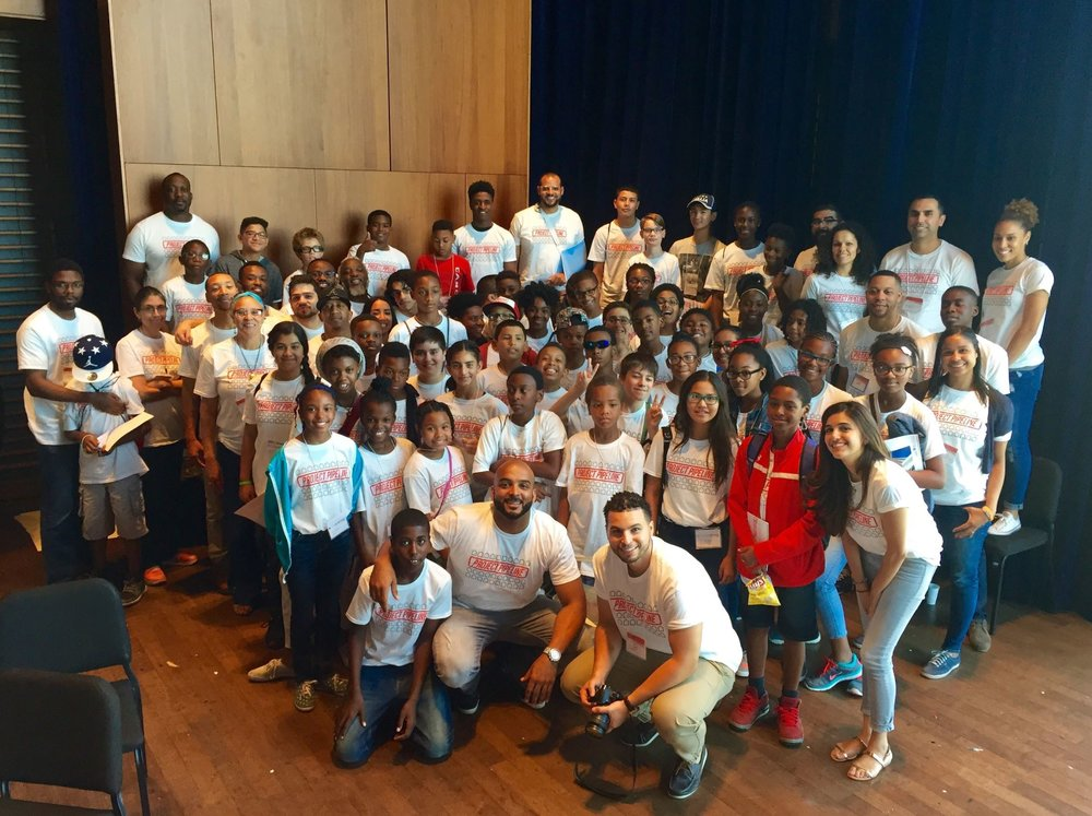 2015 - Project Pipeline Summer Camp