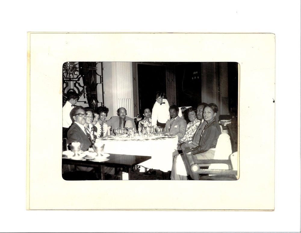 1970s - NOMA Founders Dinner
