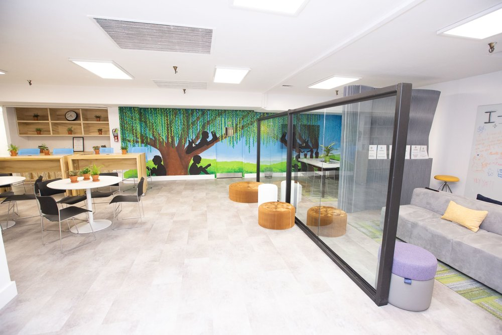 2018 - Design Build Grand Opening - Chicago Child Care Society