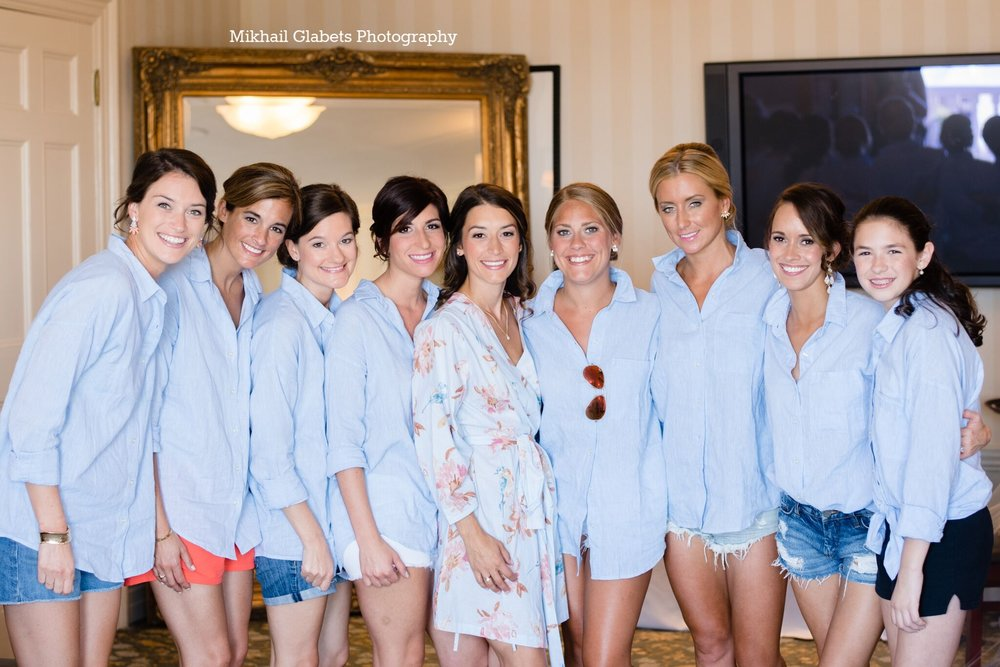 Group bridal Cape Cod