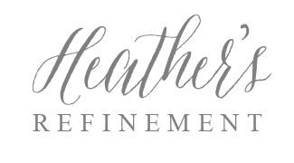 Heather's Refinement
