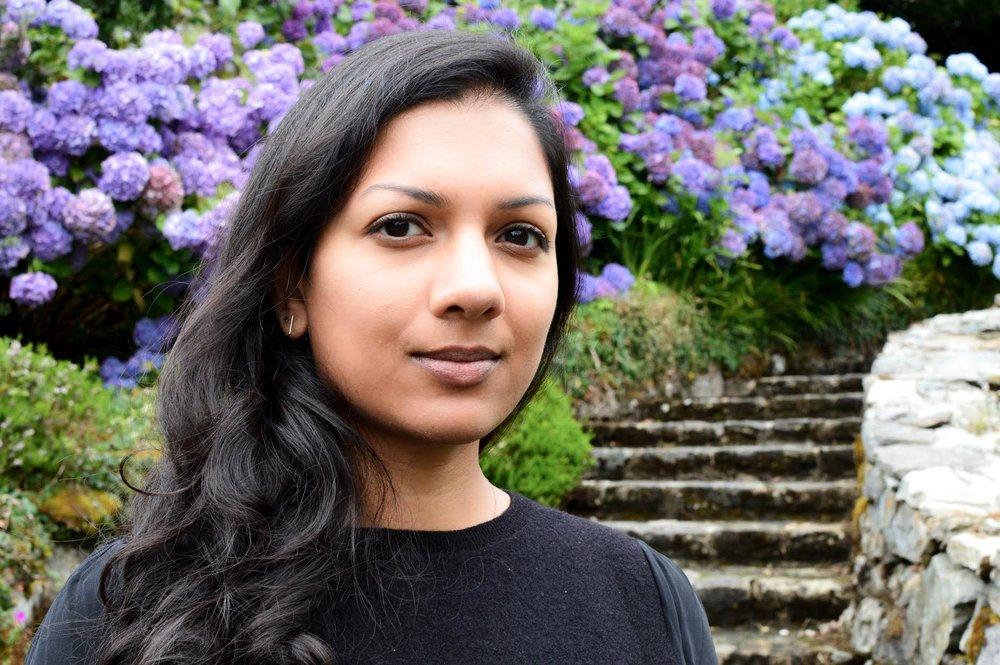 Nina Sudhakar