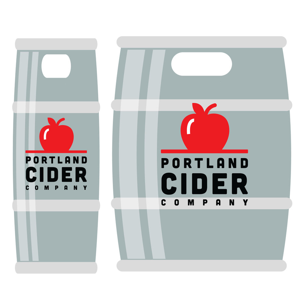 Seasonal Cider Sales Sheet Includes all seasonal ciders: Front - 22oz + draft