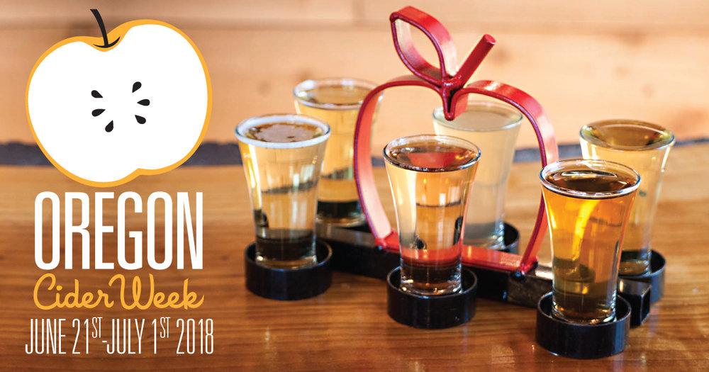 Oregon Cider Week 2018