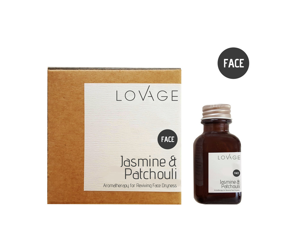 Jasmine and Patchouli Face Oil