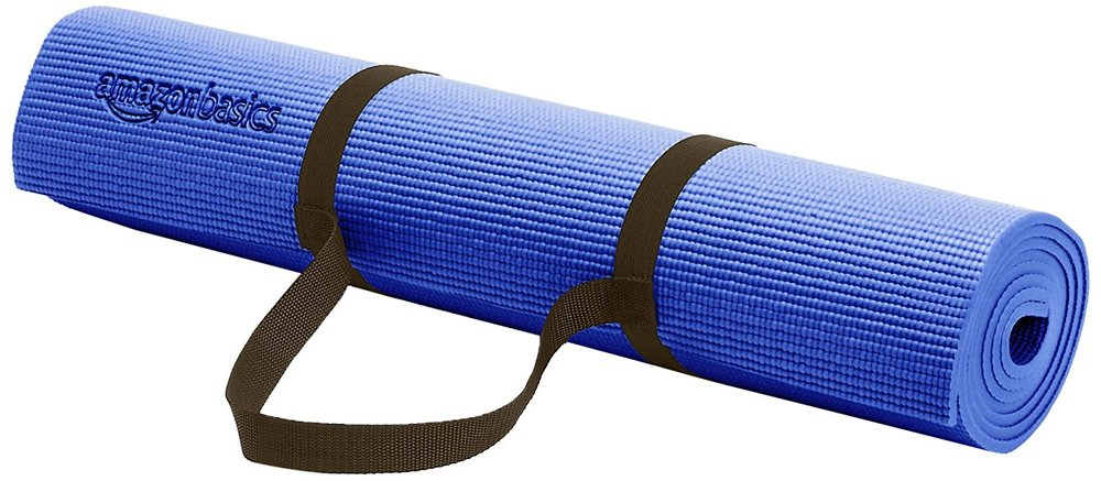 Exercise Mat - available on amazon. Click here