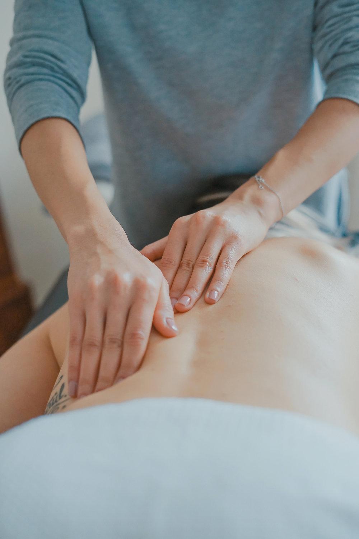 Sports Massage - Muswell hill & highgate