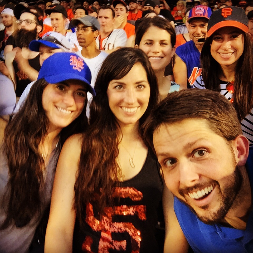Giants vs. Mets 2015