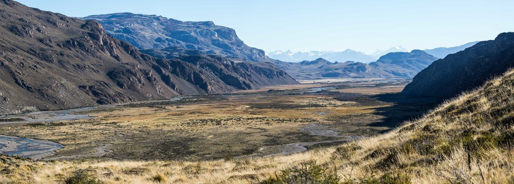 - Chacabuco Valley, the heart of the future Patagonia National Park