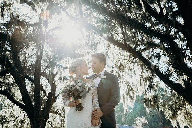 Terri Jo and David radiated pure joy on their day and the sun did too!  Shot with @billiejoandjeremy