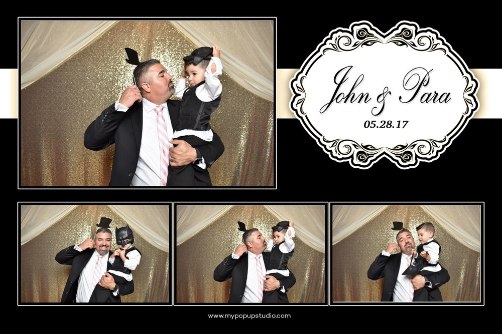 John & Para Wedding - May 28th 2017