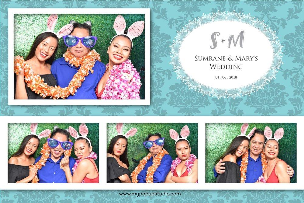 S&M Wedding - January 6th, 2018