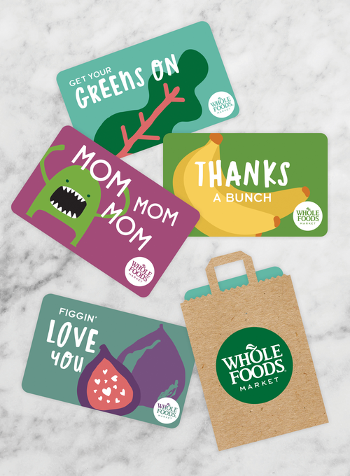 Whole Foods Market Gift Cards — Jenna Beck
