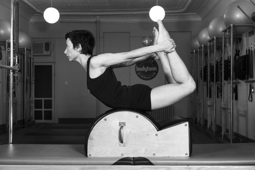 Pilates Guru Jennifer DeLuca