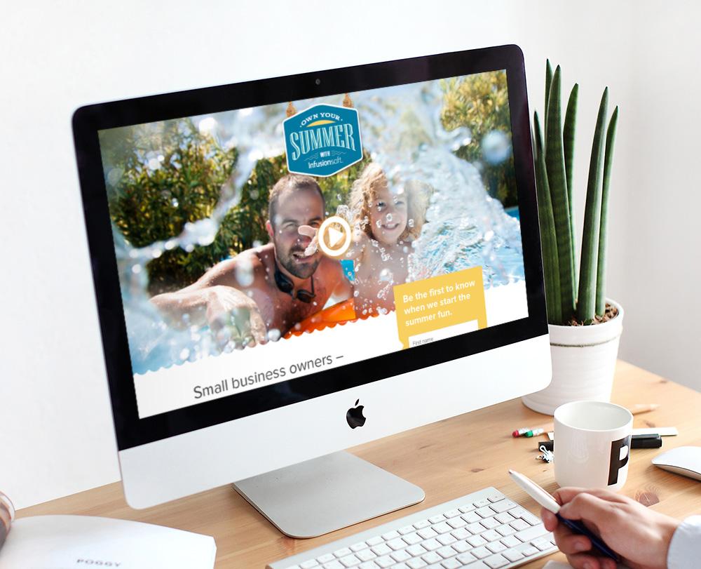 Brand Identity, Website Design