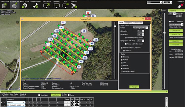 Advanced Drone Technology For Mapping And Aerial Survey Solutions - Aerial mapping software